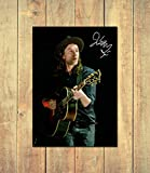James Bay 3 - High Gloss Printed Poster - A5 (148 x 210 mm)