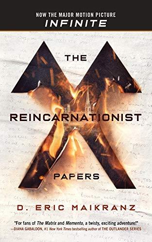 <em>The Reincarnationist Papers</em> by D. Eric Maikranz
