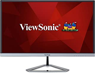 ViewSonic VX2376-SMHD 23 Inch 1080p Frameless Widescreen IPS Monitor with HDMI and DisplayPort