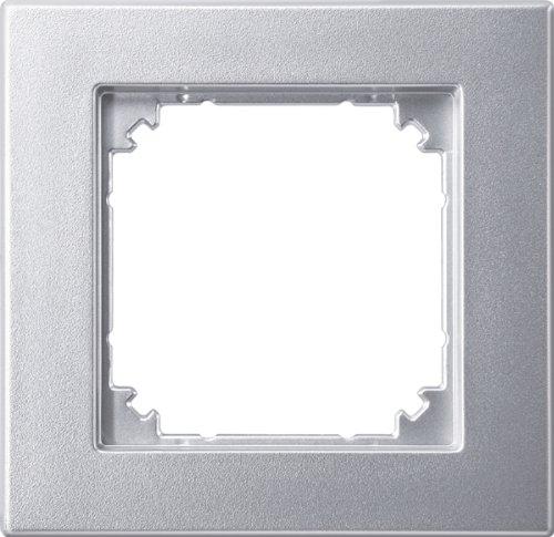 Merten 1325464 Rahmen 486160 1fach Aluminium M-PLAN