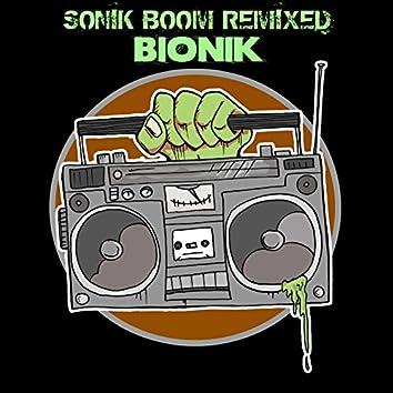 Sonik Boom Remixed