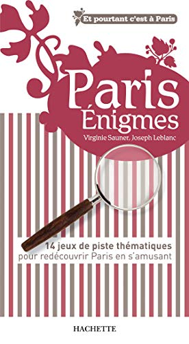 Paris énigmes PDF Books