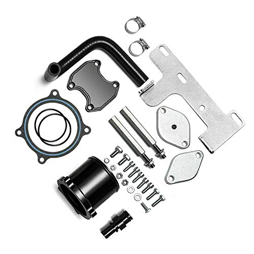 NEXGEN PRODUCTS - EGR KIT - RAM 6.7L CUMMINS - THROTTLE VALVE - 2010-2011 - 2012-2013 - 2014-2015 - 2016-2017 - DODGE DIESEL - 2500-3500 - 4500-5500
