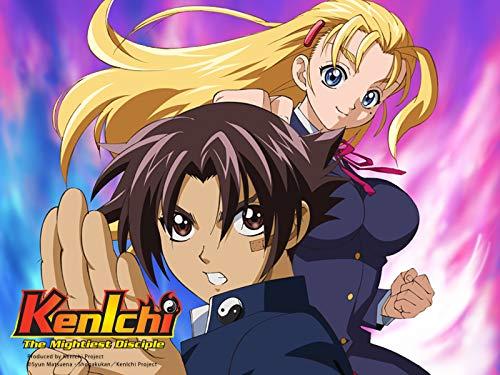 KenIchi: The Mightiest Disciple (English Dub)