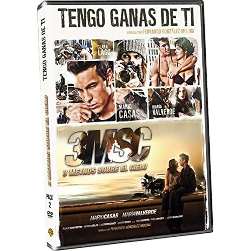 Pack Tengo Ganas De Ti / 3msc