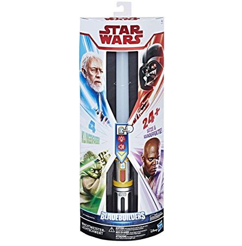 Hasbro Star Wars E2512100 Maestro del Poder Espada láser