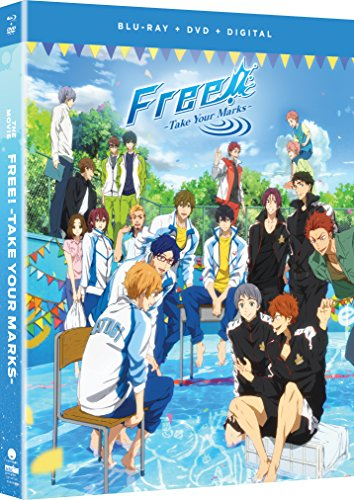 Free! Take Your Marks - The Movie [Blu-ray]