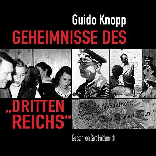 "Geheimnisse des ""Dritten Reichs"" audiobook cover art"