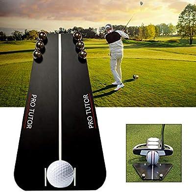 wisedwell Golf Putting Spiegel