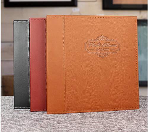 DDMY Pu leer 12 Inch Diy Album Plakken Creatieve Gift Album Album Cassette Box fotoalbums