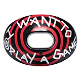 Battle Want to Play a Game Oxygen Football Mouthguard