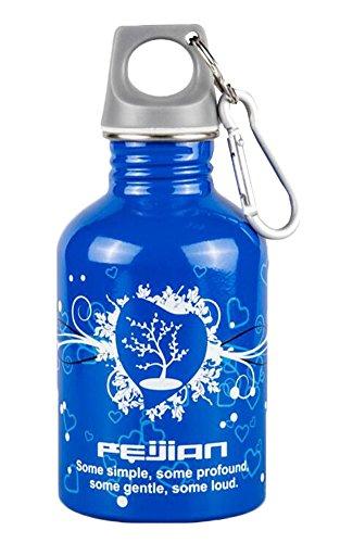 East Utopia Blau 10,1 oz / 300ml Wasserflasche für Sport