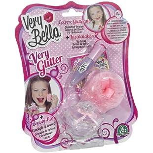 Giochi Preziosi 70199231Very Bella Glitter Water Soluble Children's Face Paint, Fuchsia:Autobit