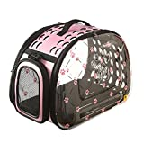 fashionable under-seat airline approved small dog crate