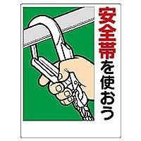 【335-07】安全帯関係標識 安全帯を使おう