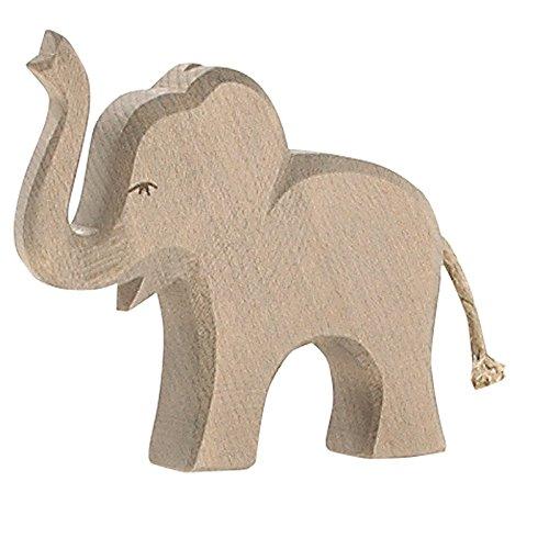 Elefant klein trompetend Ostheimer 20422