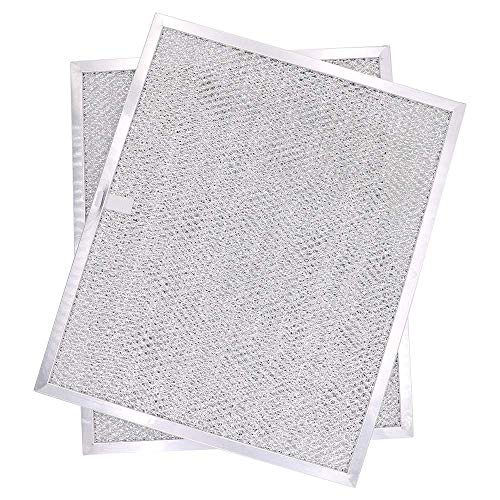 """Primeswift BPS1FA30 99010299 Aluminum Grease Filter 11-3/4"""" x 14-1/4"""" x 3/8"""" Compatible with 30"""" wide WS1 and QS1 Series Range Hood Filter,Pack of 2"""