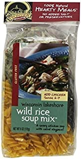Frontier Soups Wisconsin Lakeshore Wild Rice Soup Mix