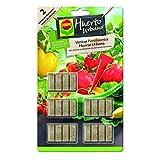COMPO Varitas fertilizantes para tomates y hortalizas de 2 meses de duración, 20 unidades