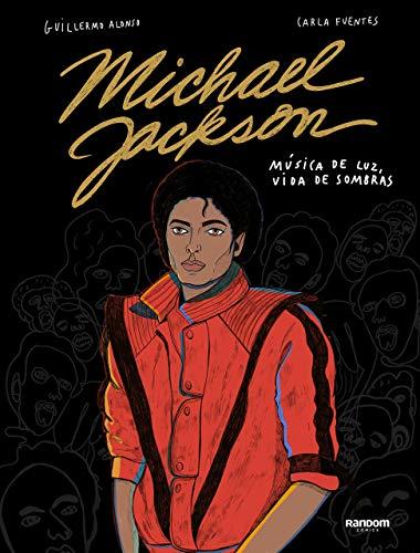 Michael Jackson: Música de luz, vida de sombras (Random Cómics)