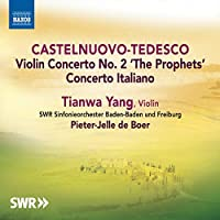 Tedesco: Violin Concertos No 2