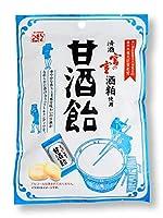 松屋製菓 清酒 宮の雪 酒粕使用 甘酒飴 120gx20袋
