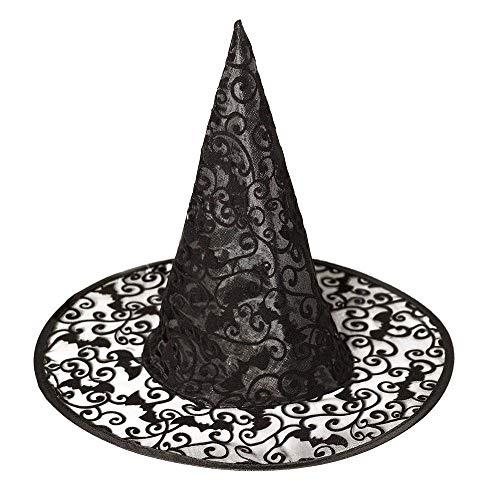 Boland- Cappello Strega Kiara per Adulti, Nero, Taglia Unica, 96916
