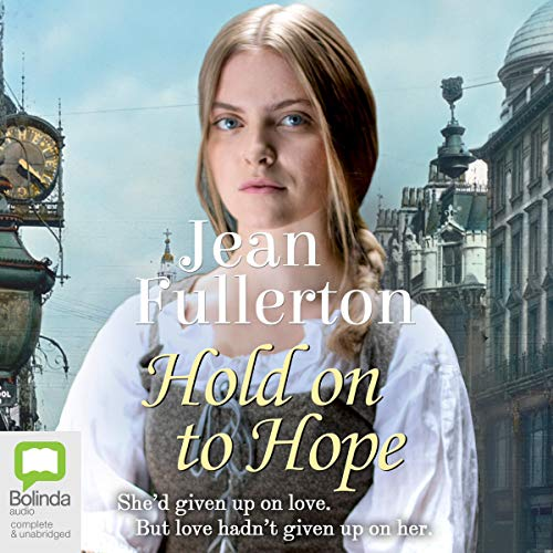 Hold Onto Hope audiobook cover art