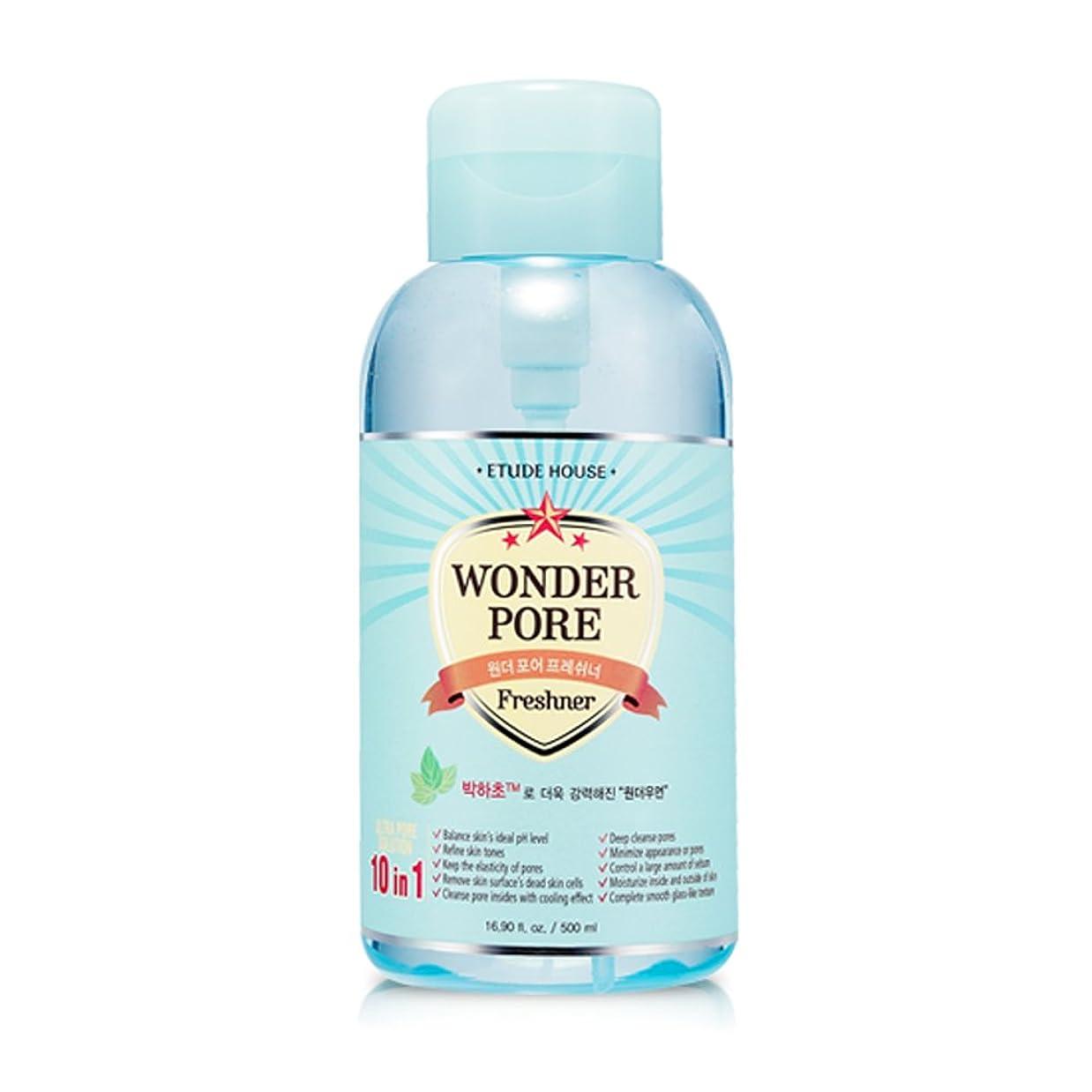 適切なほかに驚いたことにエチュードハウス(ETUDE HOUSE) ワンダーP化粧水 (500ml)