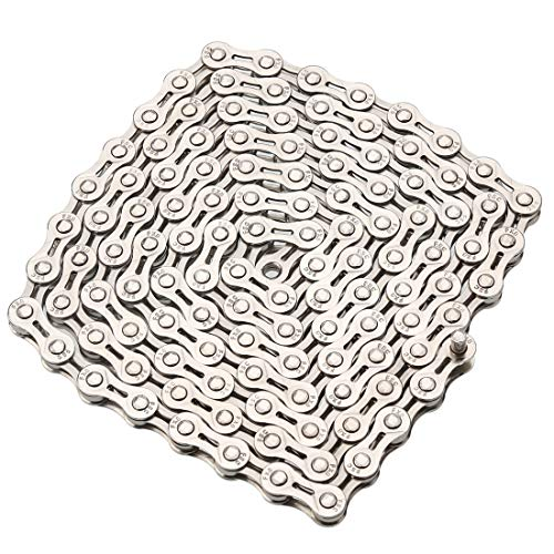 ZHIQIU FSC 6,7,8 velocidades de cambio universal de bicicletas de cadena, ligero...