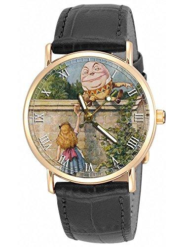 Alicia en el país de Las Maravillas, Hermoso Reloj de