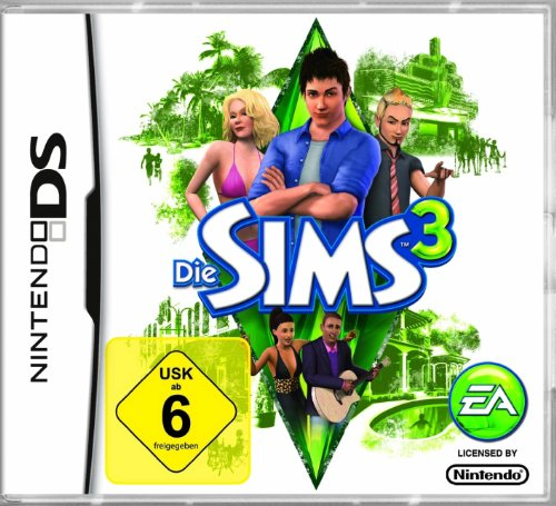 Die Sims 3 [Software Pyramide] - [Nintendo DS]