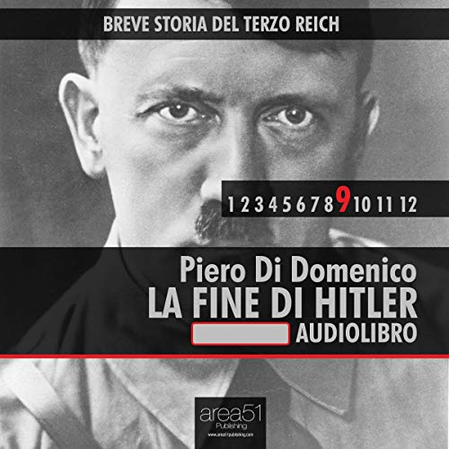 Breve storia del Terzo Reich, Vol. 9 copertina