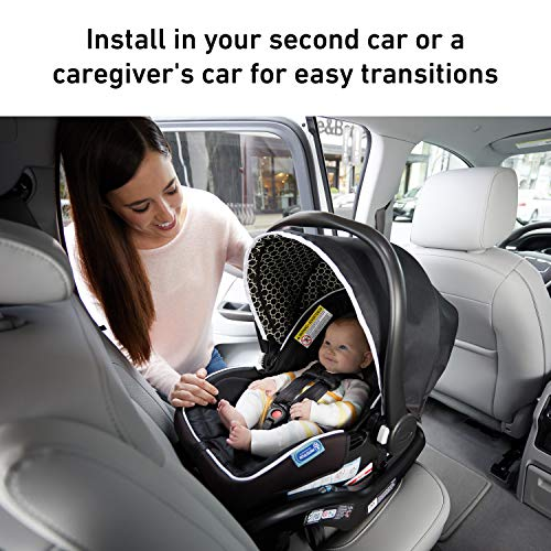 Graco SnugRide Lite Infant Car Seat Base, Black