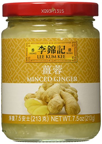 Lee Kum Kee Ginger Minced 7.5 OZ