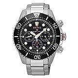 【SEIKO】セイコー PROSPEXソーラーダイバーズ 200m防水 腕時計 【メーカー純正箱入り】 メンズ クロノグラフSSC015P1 [並行輸入品]