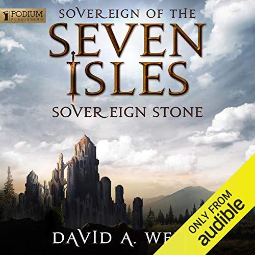 Sovereign Stone audiobook cover art