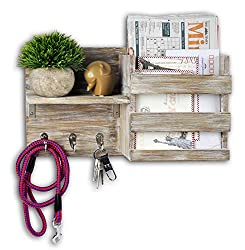Spiretro Wall Mount Entryway Organizer