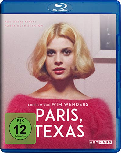 Paris, Texas - Digital Remastered [Blu-ray]