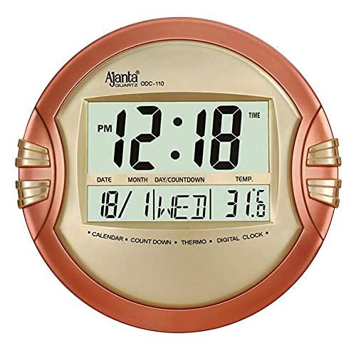 Ajanta Digital Wall Clock Table Clock (Battery Operated Clock)
