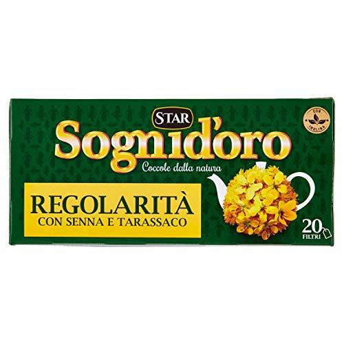 Sognid'Oro - Regolaritã, Tisana Con Inulina - 20 filtri