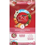 Purina ONE Natural, Sensitive Stomach Dry Dog Food, SmartBlend...