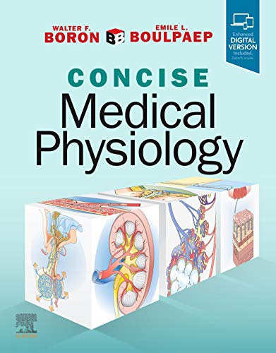 Compare Textbook Prices for Boron & Boulpaep Concise Medical Physiology 1 Edition ISBN 9780323655309 by Boron MD  PhD, Walter F.,Boulpaep MD, Emile L.