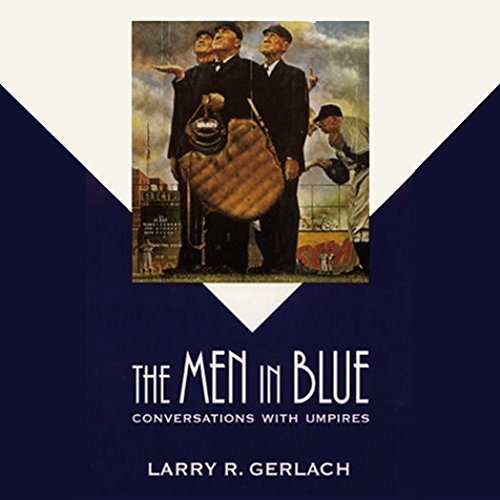 The Men in Blue audiobook cover art