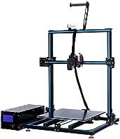 3Dプリンター 超高精度 停電回復 水平調整補助機能搭載 DIYセット 低騒音 LED照明付きノズル 組立簡単 FDM 3d印刷機 3d printer 最大モデリングサイズ310*310*410mm