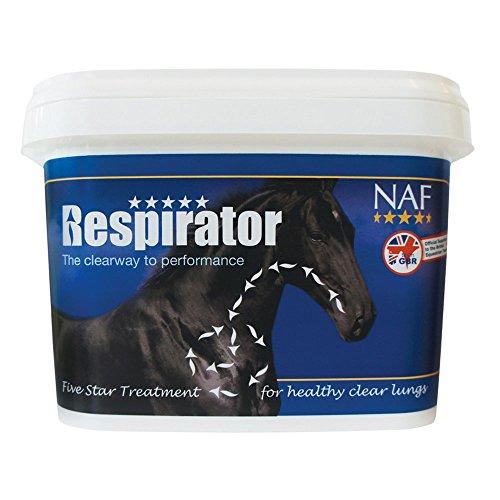 Naf Respirator 5 star 2,5 kg