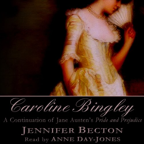 Caroline Bingley audiobook cover art