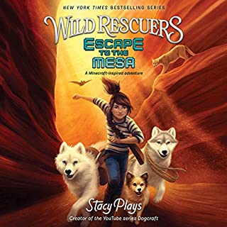 Wild Rescuers: Escape to the Mesa cover art