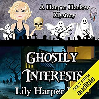 Ghostly Interests audiobook cover art