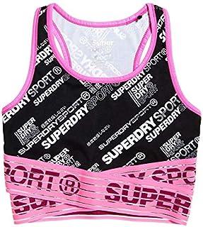 Superdry Women's CORE Cross Sports Bra